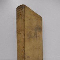 Libros antiguos: CAYO SALUSTIO CRISPO - 1659 - LA CONJURACION DE CATILINA - LA GUERRA DE YUGURTA - HISTORIAE. Lote 103524299