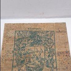 Libros antiguos: TERCERA PARTE DELA CRONICA DEL REYNO DE VALENCIA MARTI DE VICIANA,(FACSIMIL). Lote 103539939