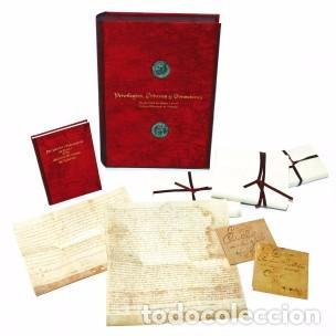 PRIVILEGIOS, ÓRDENES Y DONACIONES. PERGAMINOS DE JAIME I EN EL ARCHIVO MUNICIPAL DE VALENCIA (Libros antiguos (hasta 1936), raros y curiosos - Historia Antigua)