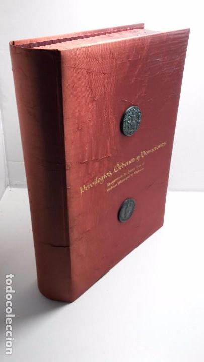 Libros antiguos: PRIVILEGIOS, ÓRDENES Y DONACIONES. PERGAMINOS DE JAIME I EN EL ARCHIVO MUNICIPAL DE VALENCIA - Foto 3 - 103545483