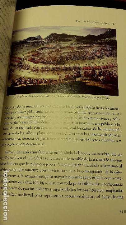 Libros antiguos: PRIVILEGIOS, ÓRDENES Y DONACIONES. PERGAMINOS DE JAIME I EN EL ARCHIVO MUNICIPAL DE VALENCIA - Foto 7 - 103545483