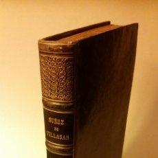 Libros antiguos: 1595 - NUÑEZ DE VILLASÁN - CRONICA DE REY DON ALONSO EL ONCENO. Lote 104478163