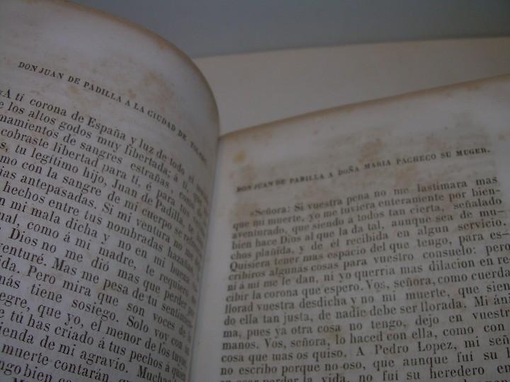 Libros antiguos: DOS TOMOS HISTORIA DE LAS MONARQUIAS ESPAÑOLAS DESDE EL 411 AL 1833.....AÑO 1848 - Foto 8 - 105618019