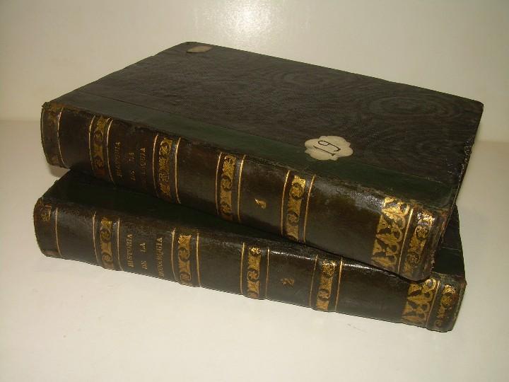 Libros antiguos: DOS TOMOS HISTORIA DE LAS MONARQUIAS ESPAÑOLAS DESDE EL 411 AL 1833.....AÑO 1848 - Foto 15 - 105618019