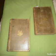 Libros antiguos: THE HISTORY OF ROME FOUNDATION OF THE CITY OF ROME TO THE DESTRUCTION OF THE WESTERN EMPERI 1812 2 V. Lote 105728371