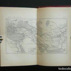 Libros antiguos: 1912 - 169 GRABADOS - HISTORIA ANTIGUA - ORIENTE Y GRECIA - EGIPTO - MESOPOTAMIA - MAPAS . Lote 106389963