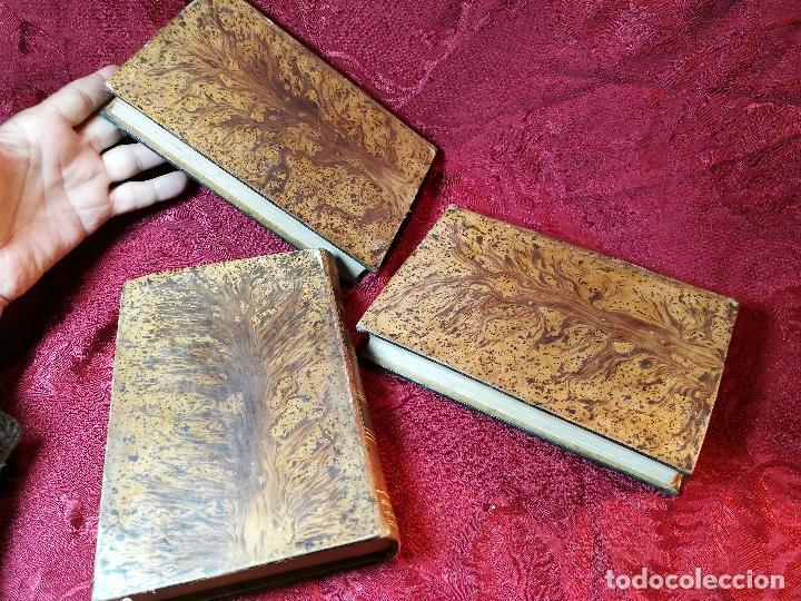 Libros antiguos: GLORIAS NACIONALES. HERNAN CORTES. 3 TOMOS. AÑO 1868. DESCUBRIMIENTO Y CONQUISTA DE MEJICO. - Foto 17 - 106949507