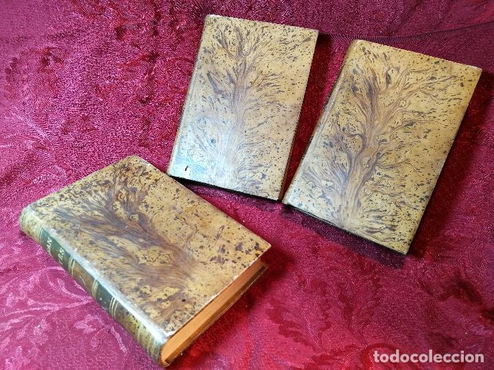 Libros antiguos: GLORIAS NACIONALES. HERNAN CORTES. 3 TOMOS. AÑO 1868. DESCUBRIMIENTO Y CONQUISTA DE MEJICO. - Foto 19 - 106949507