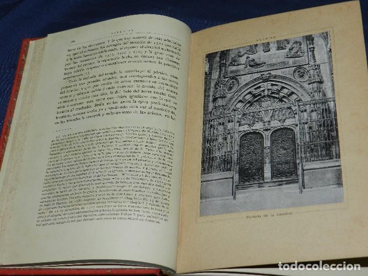 Libros antiguos: (MF) JOSE M QUADRADO - ASTURIAS Y LEON , MUY ILUSTRADO, DANIEL CORTEZO 1885 - Foto 2 - 107224227