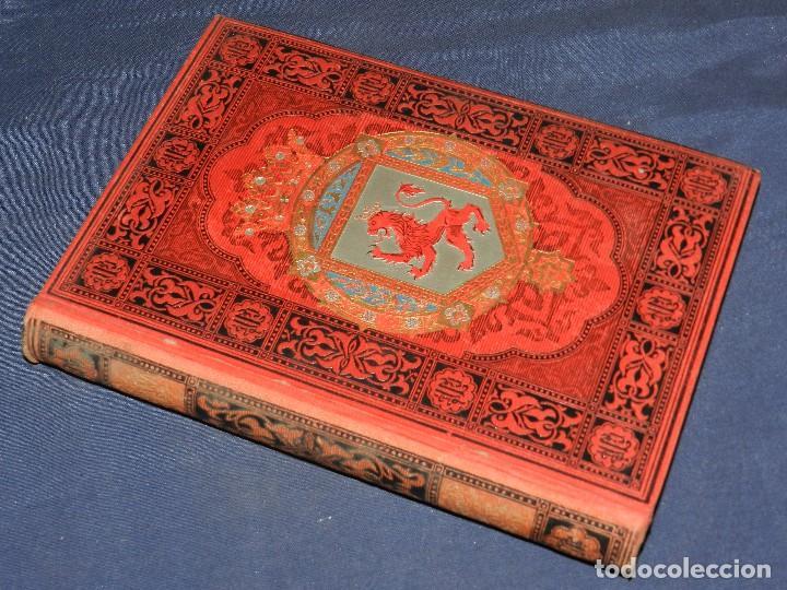 Libros antiguos: (MF) JOSE M QUADRADO - ASTURIAS Y LEON , MUY ILUSTRADO, DANIEL CORTEZO 1885 - Foto 5 - 107224227