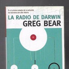 Libros antiguos: LIBROS VIEJOS LA RADIO DE DARWIN. Lote 107598951