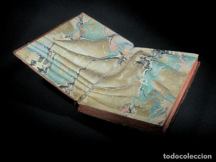 Libros antiguos: Año 1790 Antigua Grecia y Roma Sócrates Alejandro Magno astronomía medicina historia Castellano - Foto 3 - 108045355