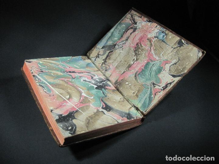 Libros antiguos: Año 1790 Antigua Grecia y Roma Sócrates Alejandro Magno astronomía medicina historia Castellano - Foto 15 - 108045355