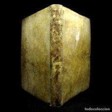 Libros antiguos: AÑO 1782 HISTORIA DE LA LITERATURA ANTIGUA ESPAÑOLA PERGAMINO ROMANA DE LA ÉPOCA SÉNECA CASTELLANO. Lote 197215332