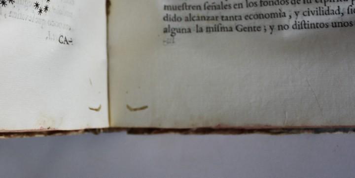Libros antiguos: RELACION HISTORICA DEL VIAGE A LA AMERICA MERIDIONAL hecho de Orden de S. Mag. para medir algunos gr - Foto 4 - 109024015