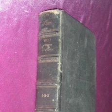 Libros antiguos: HISTORIA DE FRANCIA DESDE LOS TIEMPOS MÁS REMOTOS. ANQUETIL 3 VOLUMENES 1851. Lote 109742651