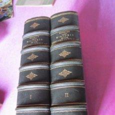 Libros antiguos: HISTORIA DE LAS MISIONES CATOLICAS - BARON HENRION NUMEROSOS GRABADOS -OBRA COMPLETA 1863 BARCELONA. Lote 109754375