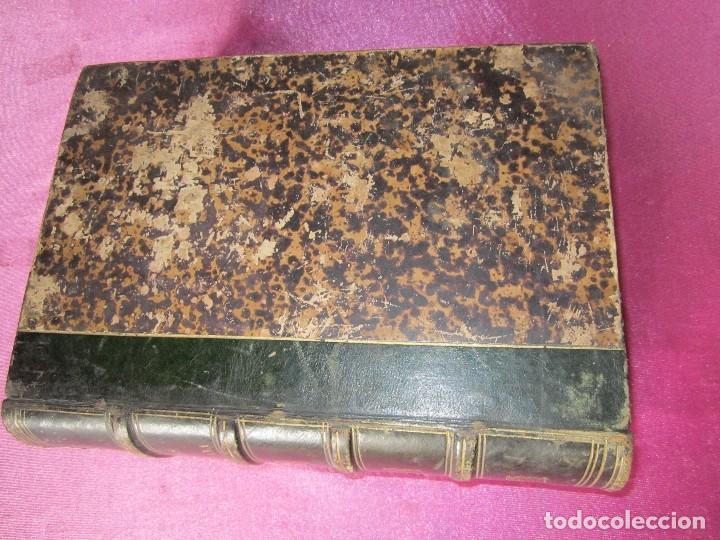 Libros antiguos: HISTORIA DE GIL BLAS DE SANTILLANA. - LESAGE, ALAIN RENÉ. 1840 OBRA COMPLETA CORTES TINTADOS - Foto 7 - 109756515