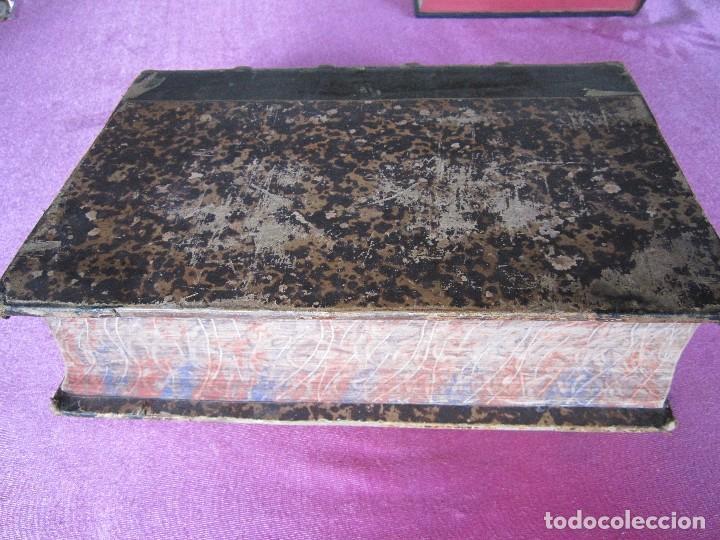Libros antiguos: HISTORIA DE GIL BLAS DE SANTILLANA. - LESAGE, ALAIN RENÉ. 1840 OBRA COMPLETA CORTES TINTADOS - Foto 11 - 109756515