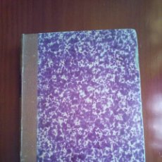 Libros antiguos: LIBRO ANTIGUO. Lote 109828806