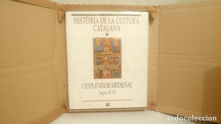 Libros antiguos: HISTORIA DE LA CULTURA CATALANA VOLUM I SEGLES XI-XV EDICIONS 62 PRECINTADO LESPLENDOR MEdieval - Foto 2 - 109951491