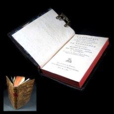 Libros antiguos: AÑO 1786 JENOFONTE RARÍSIMA EDICIÓN EN CASTELLANO COSTUMBRES DE LA ANTIGUA GRECIA LA ECONOMÍA. Lote 110001255