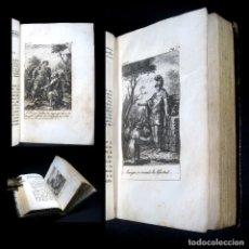 Libros antiguos: AÑO 1831 ANTIGUA ROMA MITOLOGÍA NUMA POMPILIO SEGUNDO REY DE ROMA GRABADOS A PLENA PÁGINA FLORIAN. Lote 110058555
