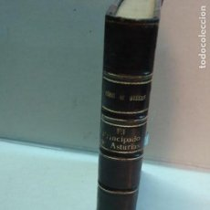 Alte Bücher - Juan Pérez de Guzman: El Principado de Asturias. Bosquejo histórico-documental (1880) - 110104847