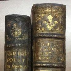 Libros antiguos: VARIOS PAPELES POLITICOS DE PHELIPE IV. - [MANUSCRITO DEL SIGLO XVIII.]. Lote 109021432