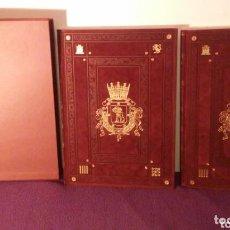 Libros antiguos: MADRID CAPITAL DE UN REYNO .HENRI COCK.PEREZ DE HERRERA .LOPEZ DE HOYOS (NUMERADA 750 EJEMPLARES). Lote 110907779