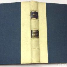 Libros antiguos: PAZ - DOCUMENTOS RELATIVOS A ESPAÑA EXISTENTES EN LOS ARCHIVOS NACIONALES DE PARÍS. Lote 110910595