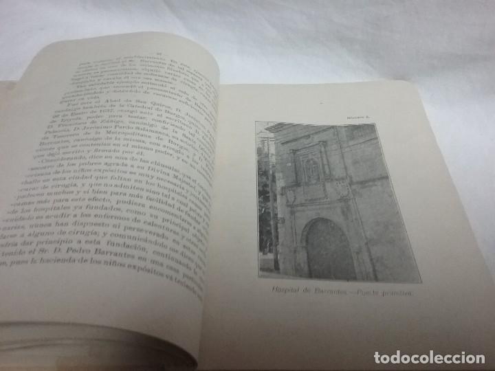 Libros antiguos: ANTIGUO LIBRO RESEÑA HISTÓRICA DE LOS HOSPITALES DE LA CIUDAD DE BURGOS - JOSÉ SANTAMARIA - 1914 - Foto 6 - 111480827