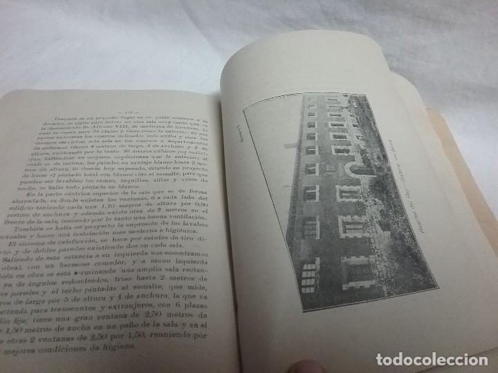 Libros antiguos: ANTIGUO LIBRO RESEÑA HISTÓRICA DE LOS HOSPITALES DE LA CIUDAD DE BURGOS - JOSÉ SANTAMARIA - 1914 - Foto 8 - 111480827