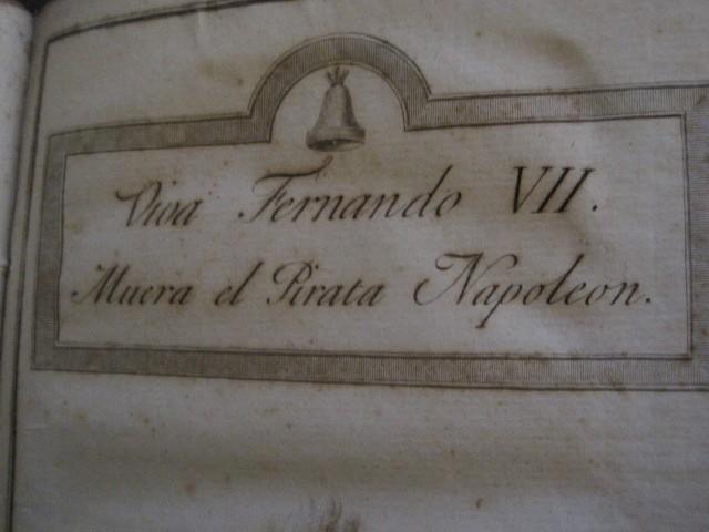 Libros antiguos: BARCELONA CAUTIVA- ABRIL 1809 - CUADERNO 15- INCLUYE GRABADO VIVA FERNANDO VII-VER FOTOS-(V-13.352) - Foto 12 - 111606359