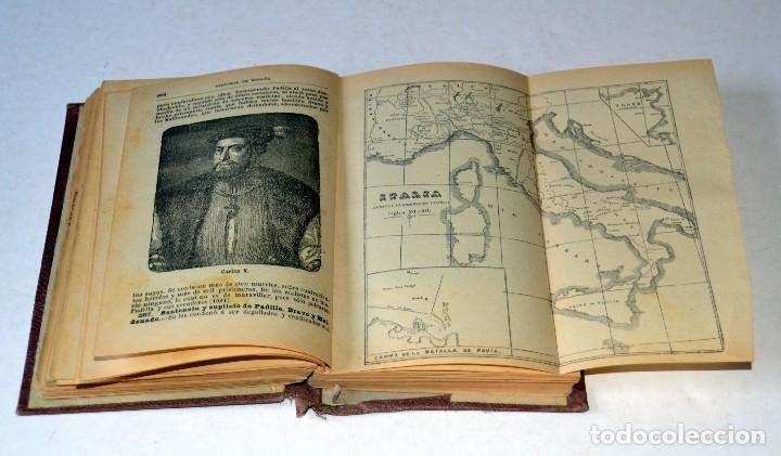 LIBRO. PRONTUARIO DE HISTORIA DE ESPAÑA POR FÉLIX SÁNCHES CASADO. AÑO 1917 (Libros antiguos (hasta 1936), raros y curiosos - Historia Antigua)