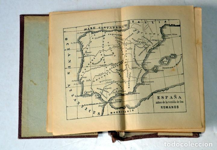 Libros antiguos: LIBRO. PRONTUARIO DE HISTORIA DE ESPAÑA POR FÉLIX SÁNCHES CASADO. AÑO 1917 - Foto 4 - 111771231