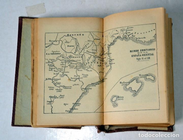 Libros antiguos: LIBRO. PRONTUARIO DE HISTORIA DE ESPAÑA POR FÉLIX SÁNCHES CASADO. AÑO 1917 - Foto 5 - 111771231