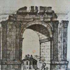 Libros antiguos: ANTIGUO LIBRO,TARRAGONA MONUMENTAL,ANTIGUEDADES Y MONUMENTOS,1849,ARCO DE BARA,ACUEDUCTO,ARQUEOLOGIA. Lote 112053567