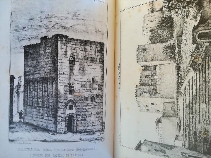 Libros antiguos: ANTIGUO LIBRO,TARRAGONA MONUMENTAL,ANTIGUEDADES Y MONUMENTOS,1849,ARCO DE BARA,ACUEDUCTO,ARQUEOLOGIA - Foto 4 - 112053567