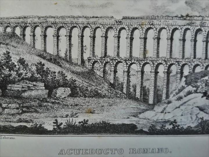 Libros antiguos: ANTIGUO LIBRO,TARRAGONA MONUMENTAL,ANTIGUEDADES Y MONUMENTOS,1849,ARCO DE BARA,ACUEDUCTO,ARQUEOLOGIA - Foto 5 - 112053567