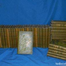 Libros antiguos: (M) CESAR CANTU - HISTORIA UNIVERSAL ( 43 TOMOS ) COMPLETA , EDT GASSO , BARCELONA APROX 1920. Lote 112871003