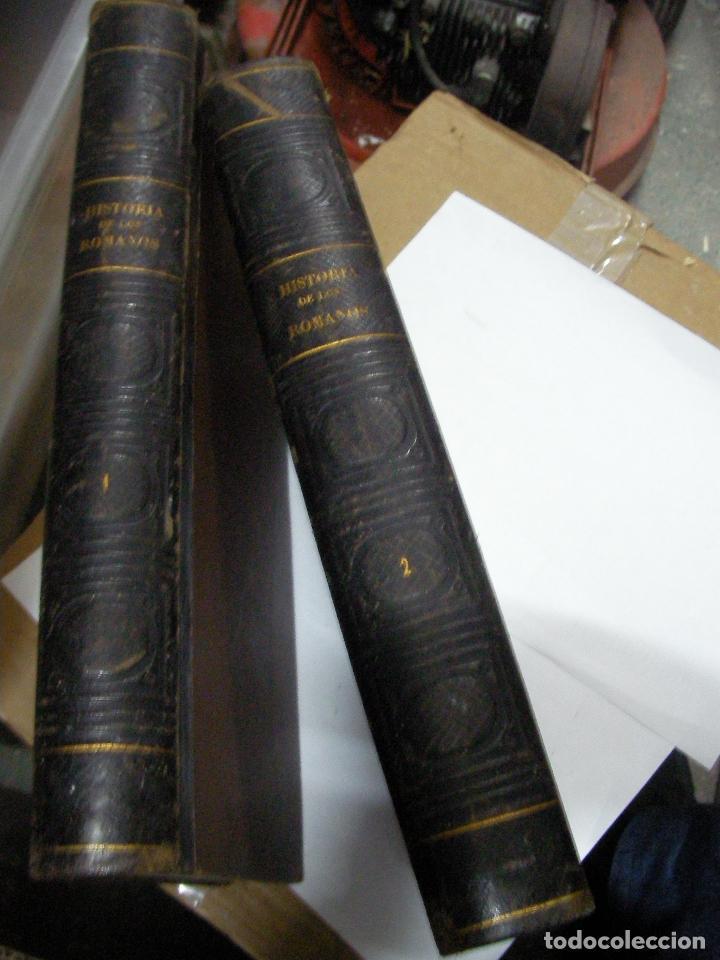 Libros antiguos: IMPRESIONATE ANTIGUOS VOLUMENES - HISTORIA DE LOS ROMANOS - VICTOR DURUY (MONTANER Y SIMÓN, 1888 - Foto 2 - 113359635
