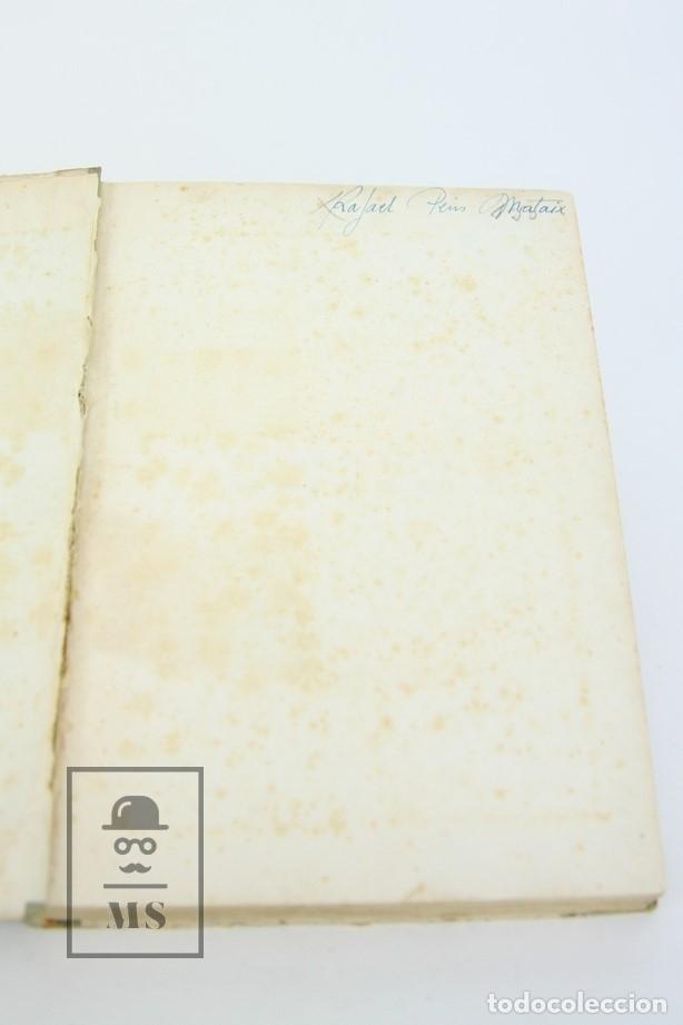 Libros antiguos: Antiguo Libro - El Nacimiento De Roma / Laura Orvieto - Editorial Araluce - Año 1931- 1ª Edición - Foto 3 - 113467202