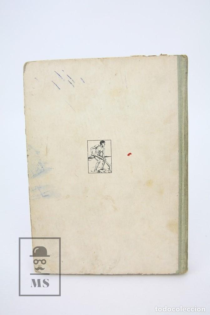 Libros antiguos: Antiguo Libro - El Nacimiento De Roma / Laura Orvieto - Editorial Araluce - Año 1931- 1ª Edición - Foto 4 - 113467202