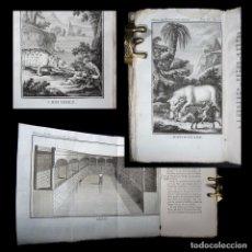 Libros antiguos: AÑO 1781 HISTORIA ANTIGUA EGIPTO ESPECTACULARES GRABADOS NILO COCODRILO HIPOPÓTAMO HIDRÓMETRO. Lote 113727311