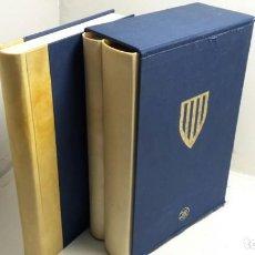 Libros antiguos: EL LLIBRE DELS FEYTS : CRONICA DE JAUME I.(FACSIMIL.). Lote 113940391