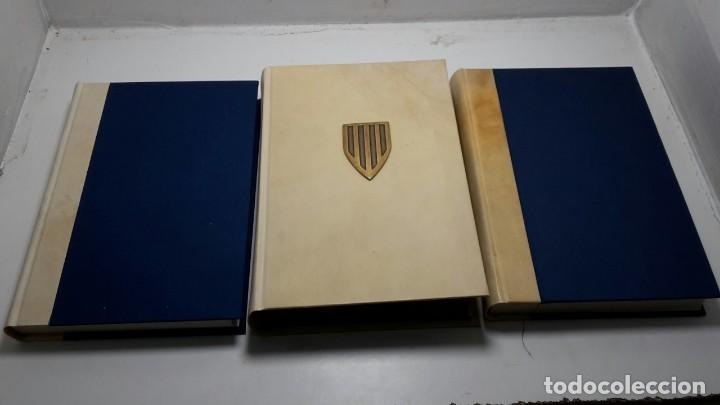 Libros antiguos: EL LLIBRE DELS FEYTS : CRONICA DE JAUME I.(facsimil.) - Foto 2 - 113940391