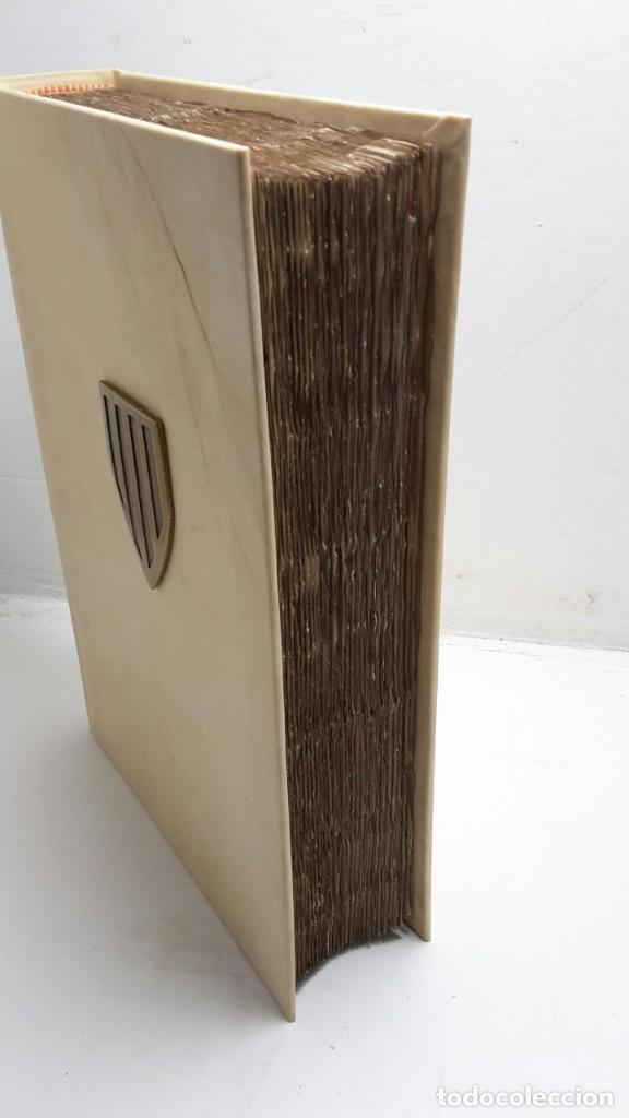 Libros antiguos: EL LLIBRE DELS FEYTS : CRONICA DE JAUME I.(facsimil.) - Foto 7 - 113940391