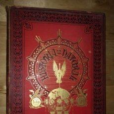 Libros antiguos: LA CREACION - HISTORIA NATURAL TOMO 8 BOTANICA. Lote 114047091