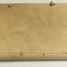 Libros antiguos: [ALGUNAS CONSIDERACIONES DE LOS TRES ESTAMENTOS ACERCA DEL LUGARTENIENTE DE CATALUÑA.] - BARCELONA.. Lote 114155163